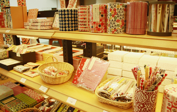 KATAZOME Washi paper and Goods