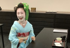 Enjoy Chatting with Maiko and Question Time